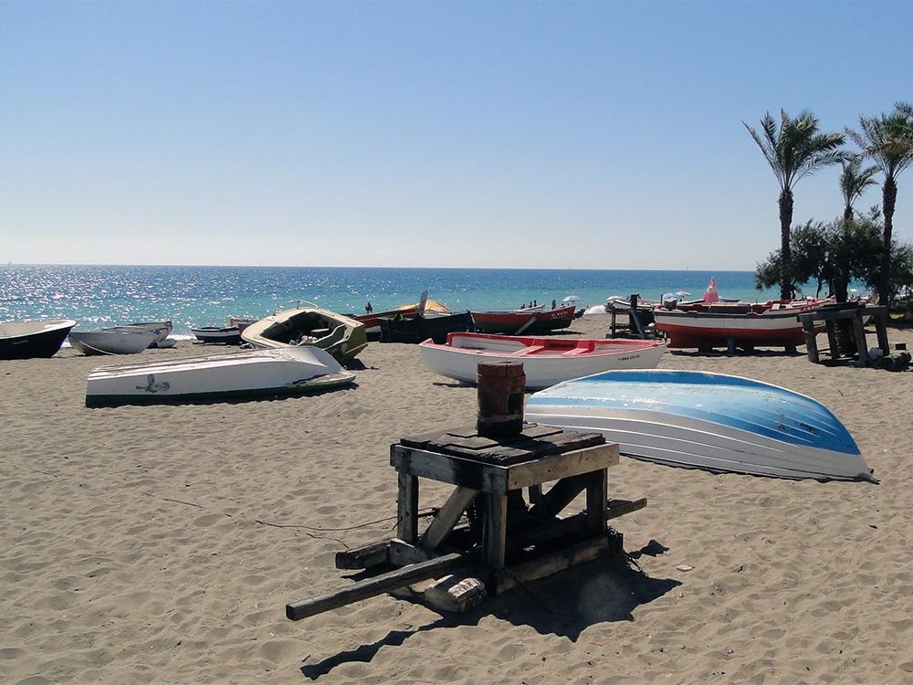 San Luis de Sabinillas  beaches