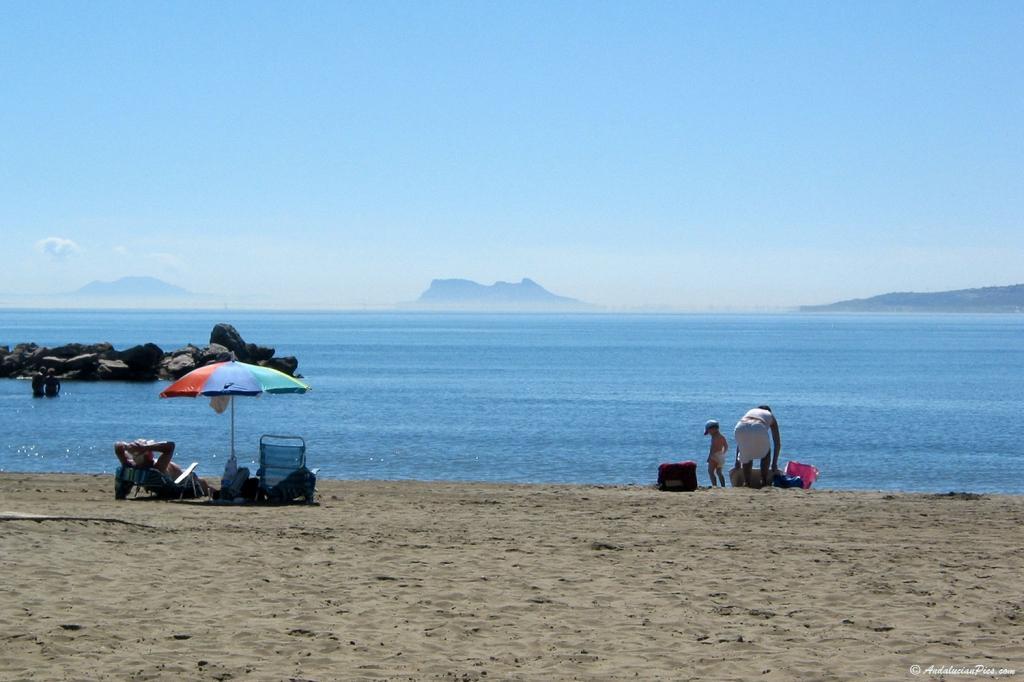 Cristo Beach Estepona