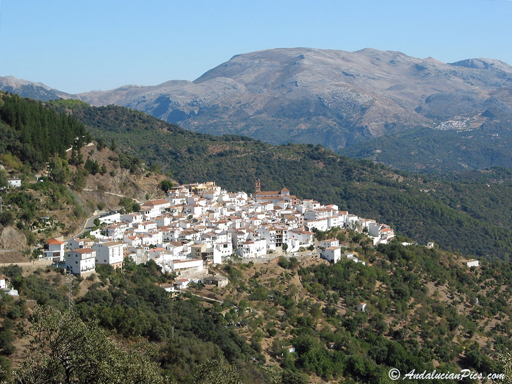 Village blanc Andalous