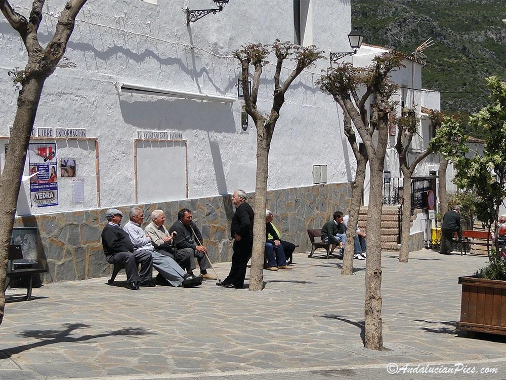 Casarés White Village