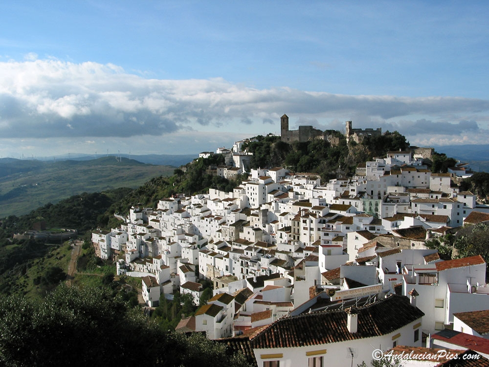 Casarés White Village
