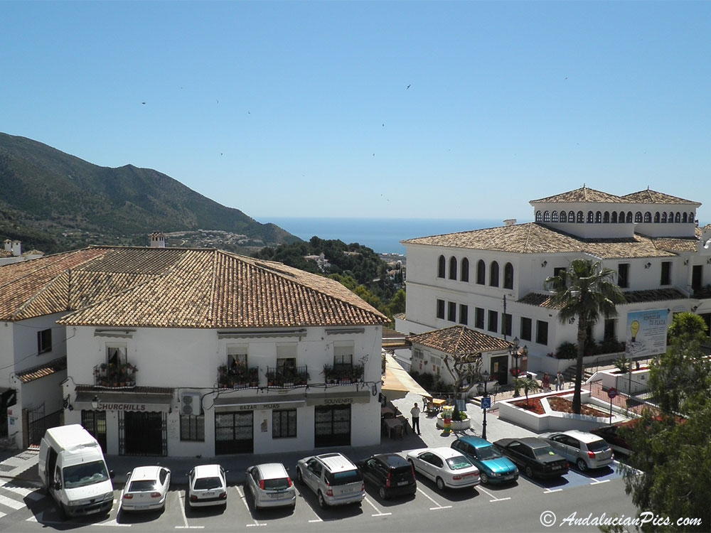 Mijas center
