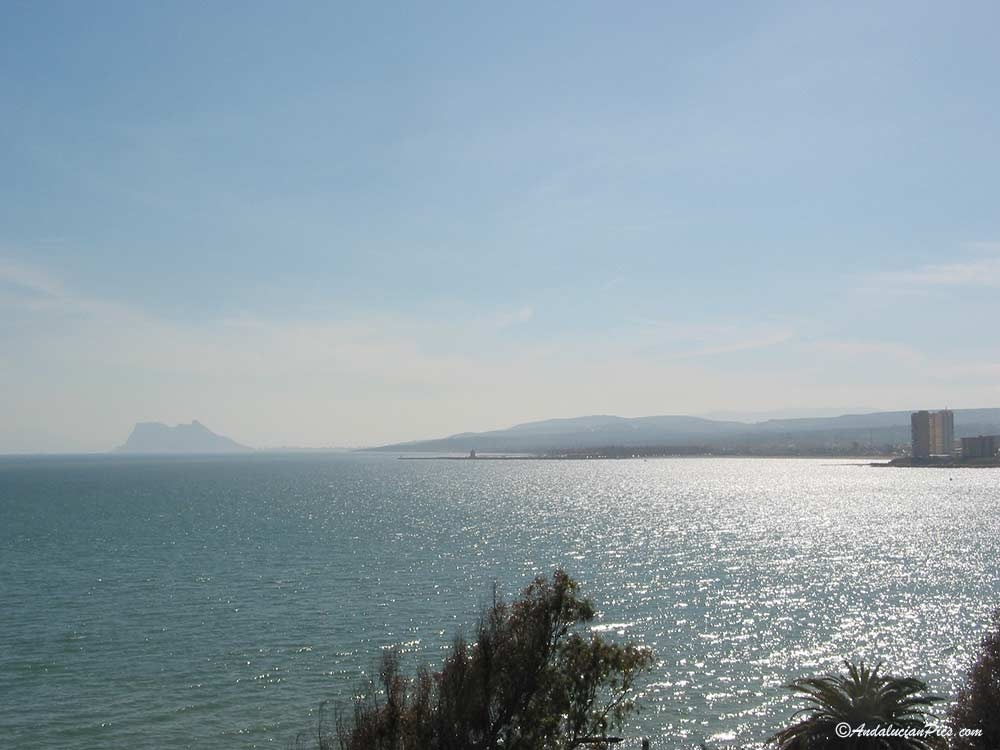 Sotogrande Marina and Gibraltar