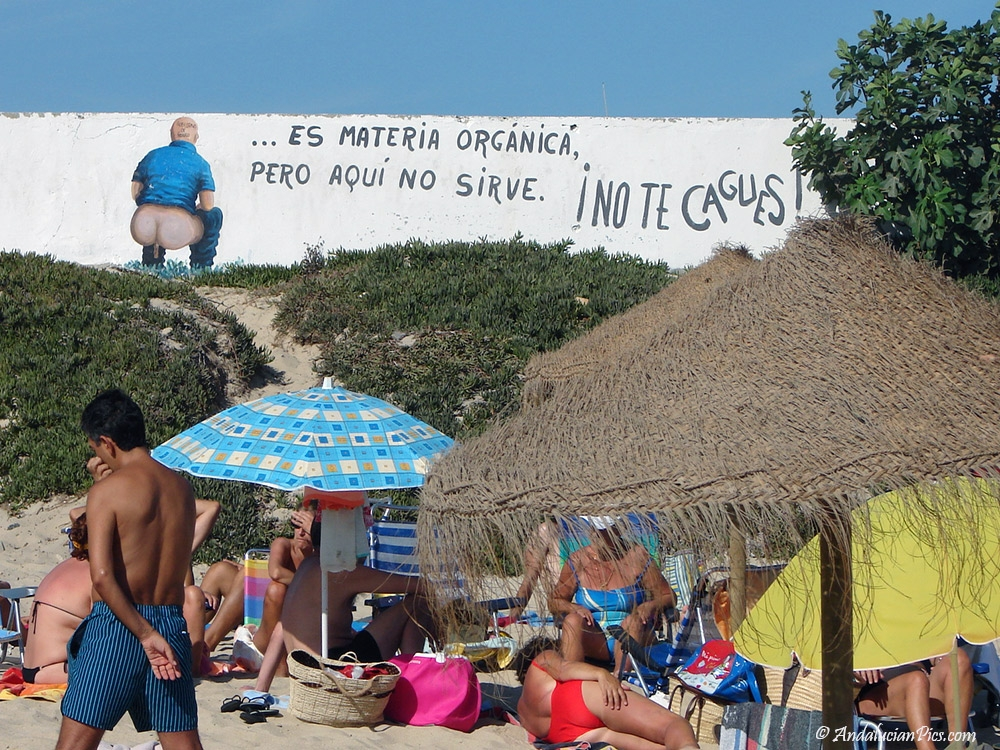 Tarifa plages indications importantes