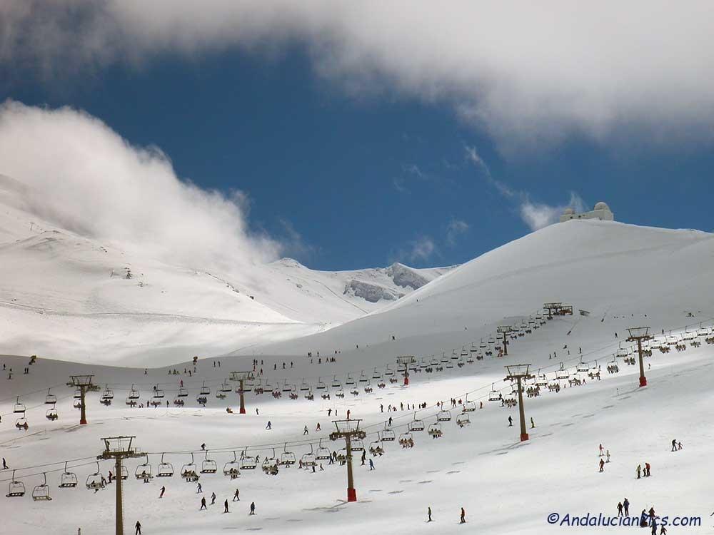 Sierra Nevada Borreguiles