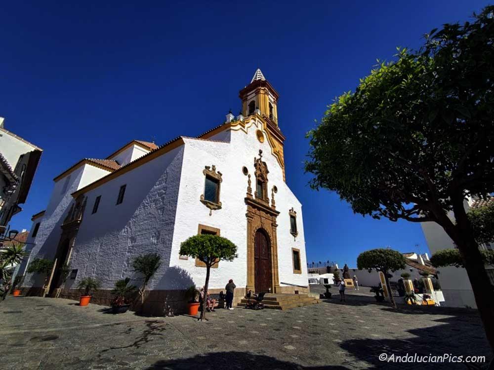 Church of Los Remedios Estepona
