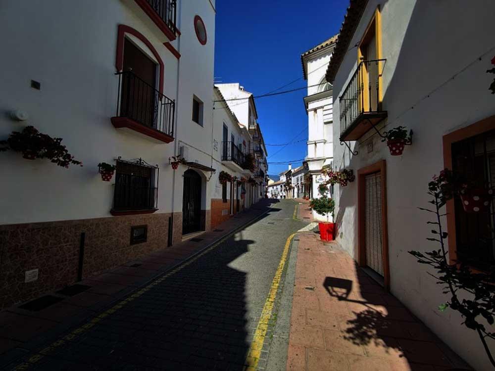 En ville Estepona