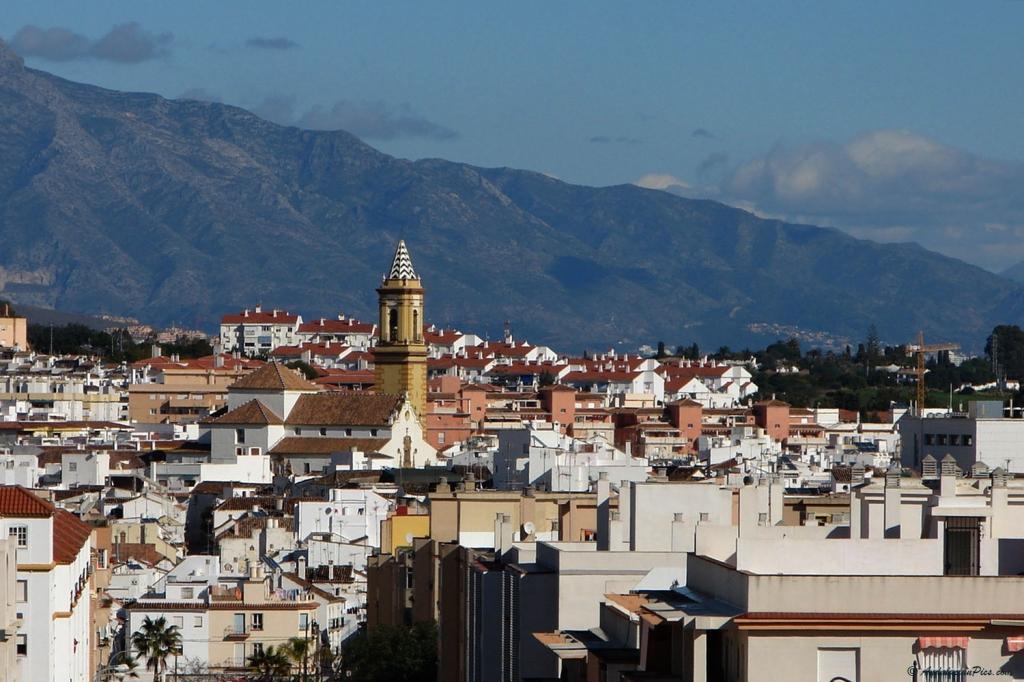 Estepona General view