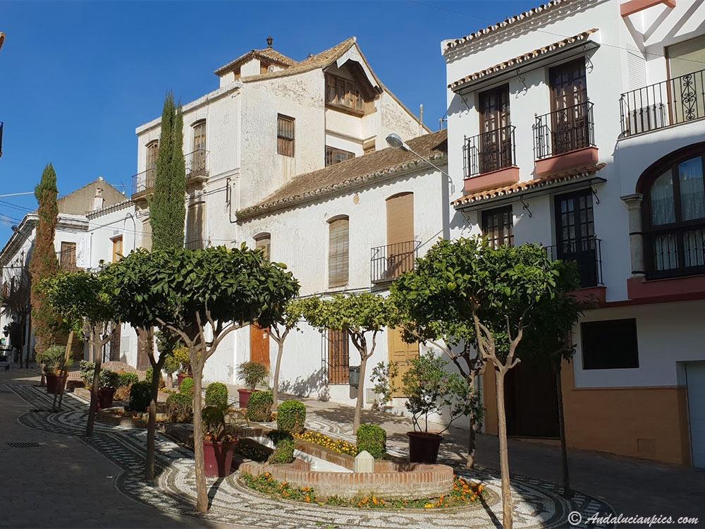 Rue Santa Ana