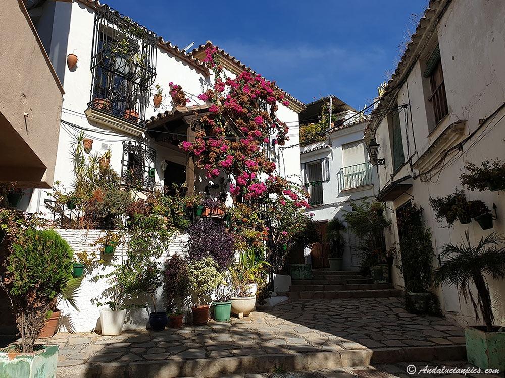 Calle Caridad Estepona