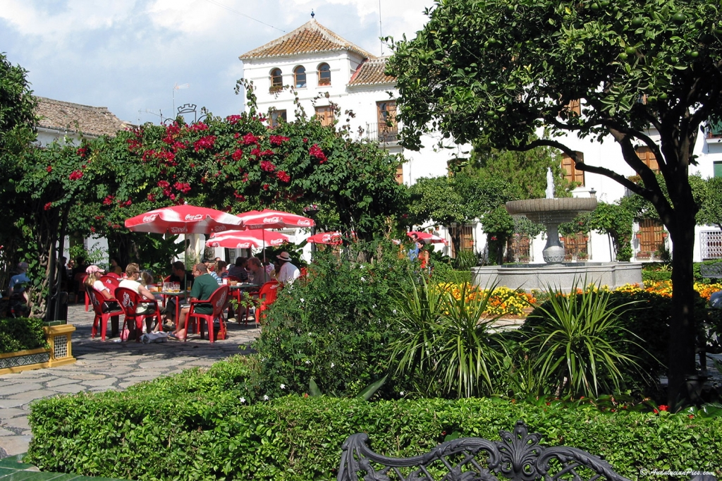 Estepona Flower Square