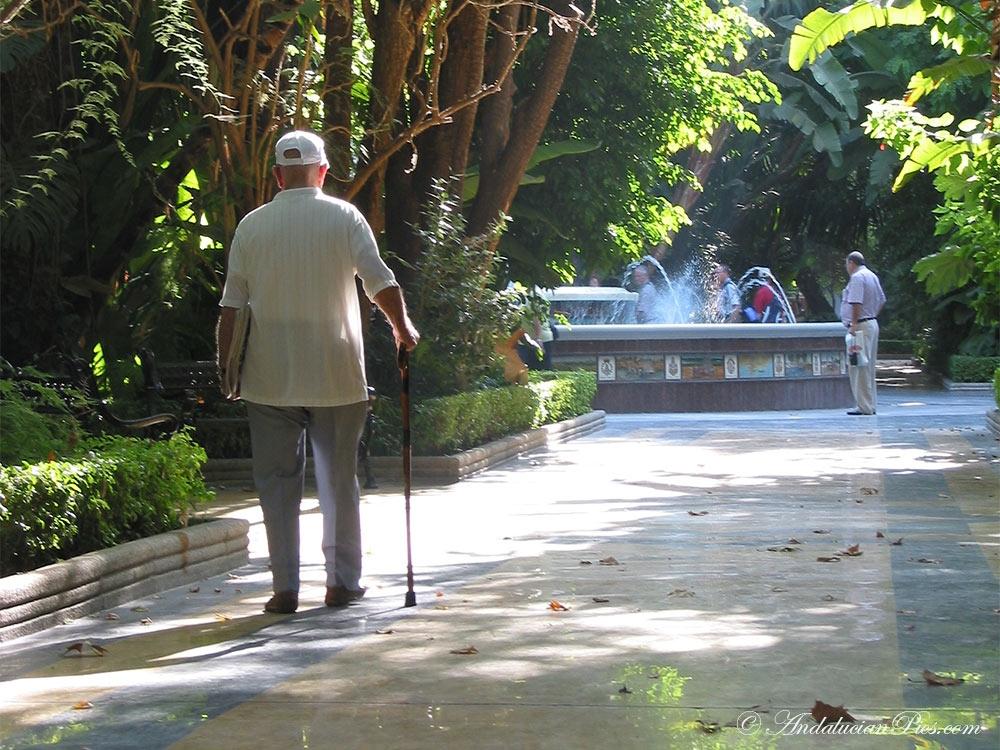 Marbella Parque de la Alameda