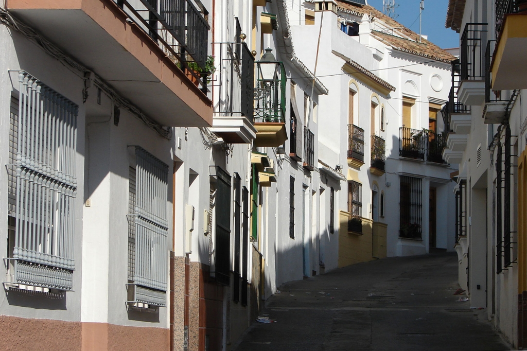 Old Town Estepona