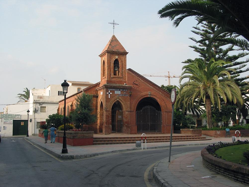 San Luis de Sabinillas